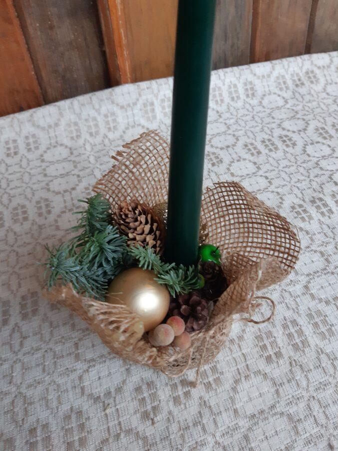 Ziemassvētku dekors  - dāvana