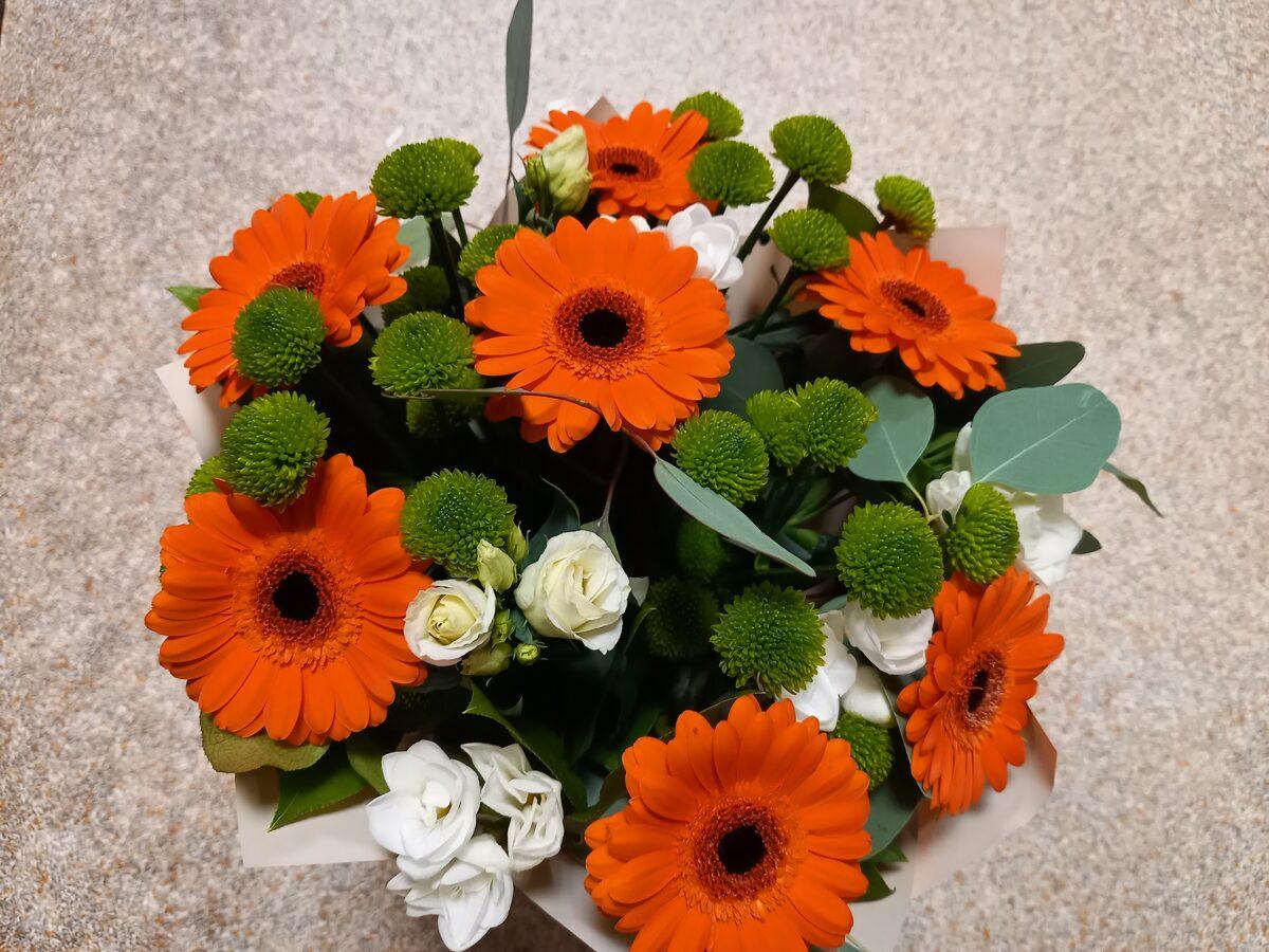 Ziedu pušķis Nr.25