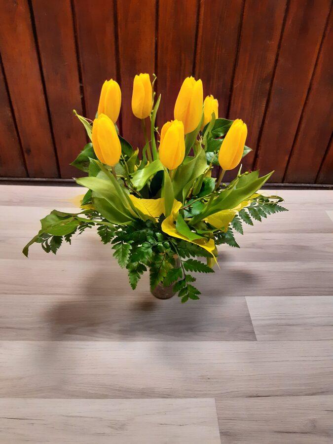 Ziedu pušķis Nr.28 (pieejams pavasara sezonā)