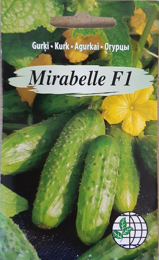 Gurķi Mirabelle F1