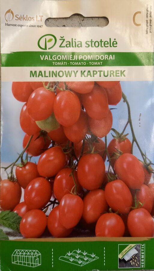 Tomāti Malinowy Kapturek