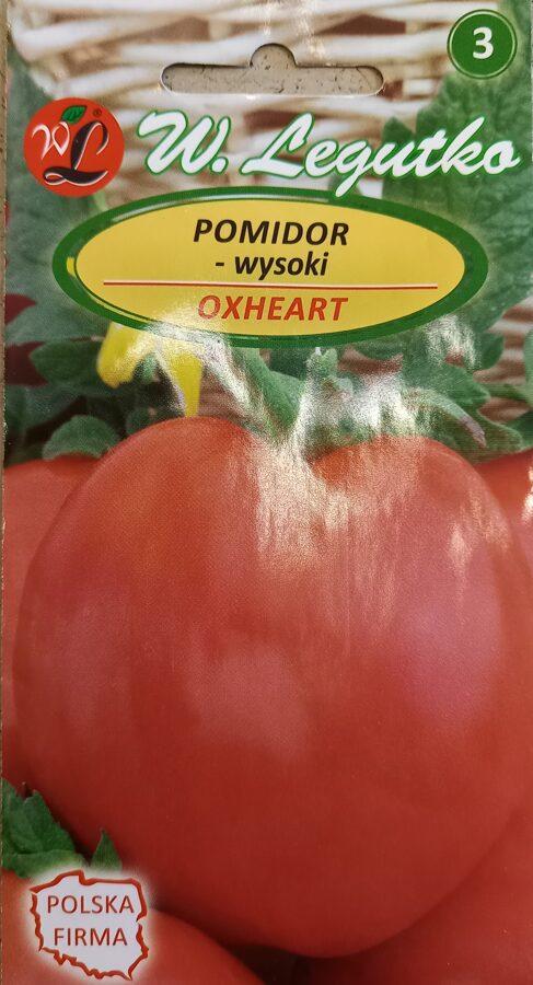 Lauka tomāti Oxheart
