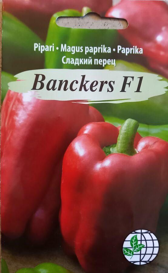 Paprika Banckers F1