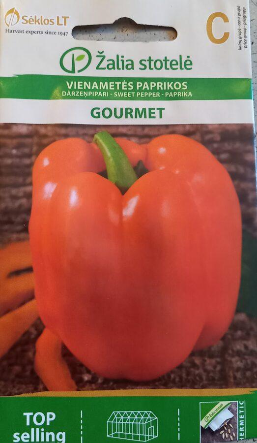 Dārzeņpipari Gourmet