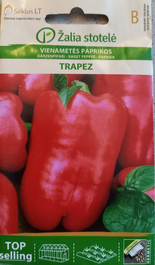 Dārzeņpipari Trapez