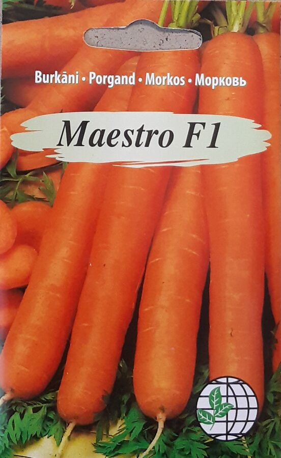 Burkāni Maestro F1