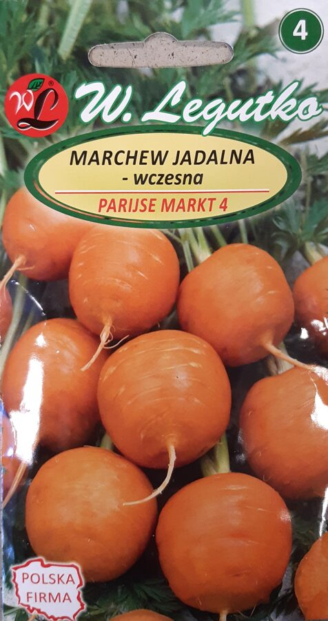 Burkāni agrie Pariser Markt 4
