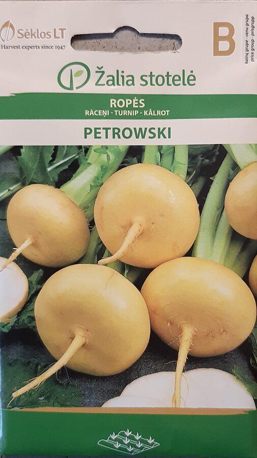 Rāceņi Petrowski