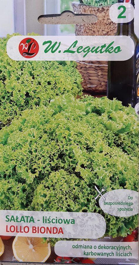 Lapu salāti Lollo Bionda