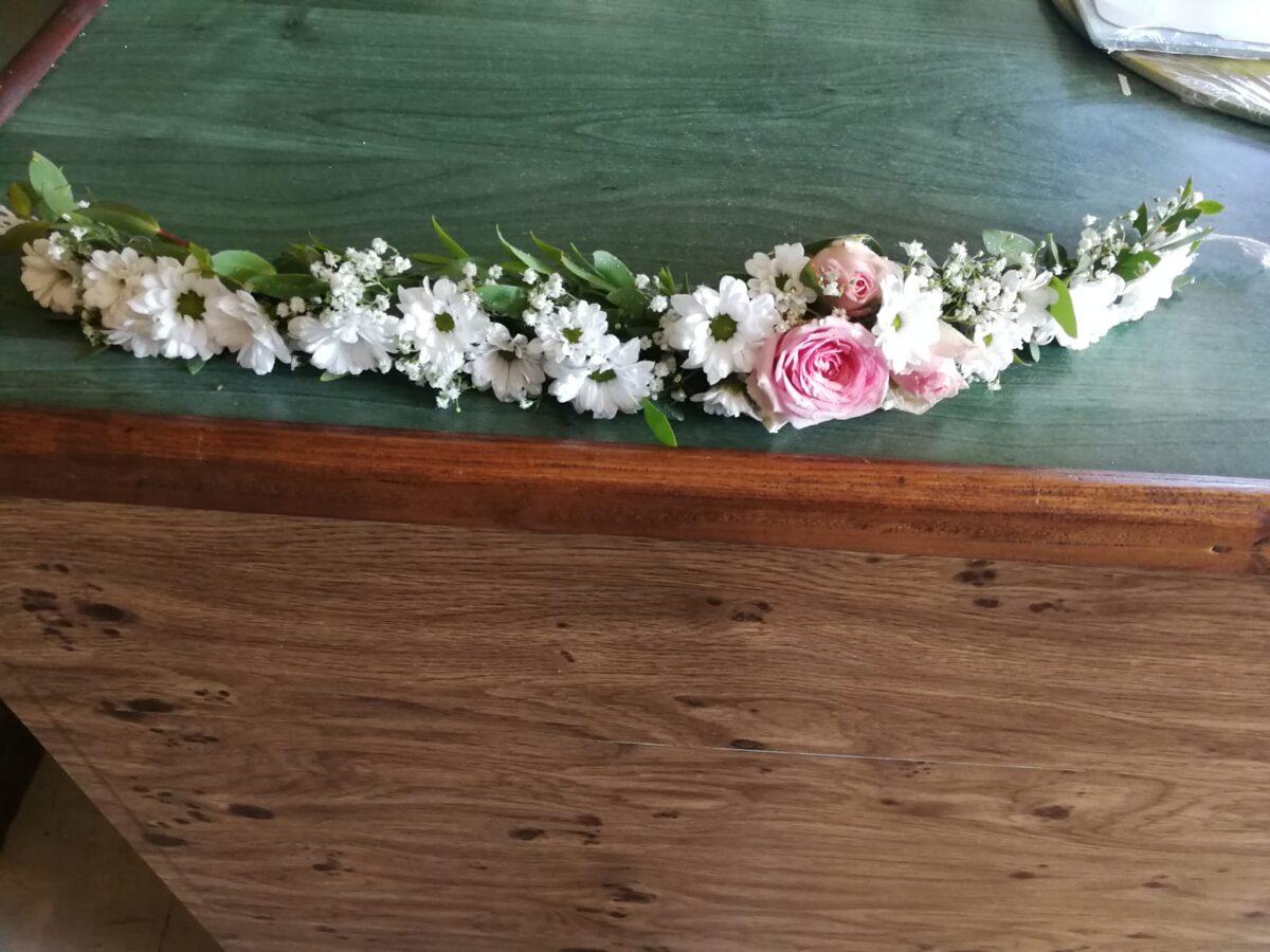 Ziedu vainags Nr.1
