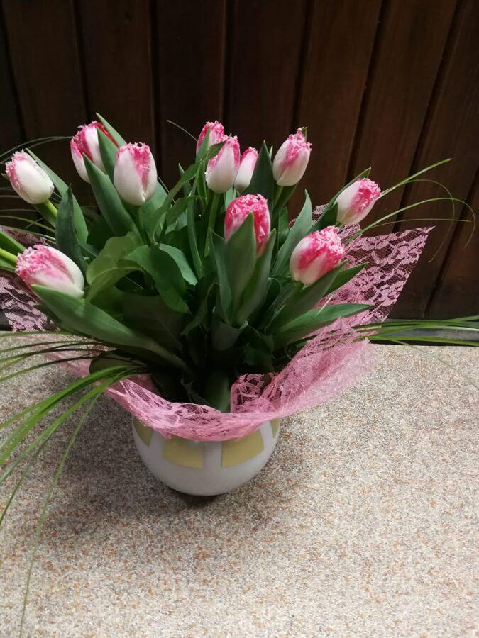 Ziedu pušķis Nr.15 (pieejams pavasara sezonā)