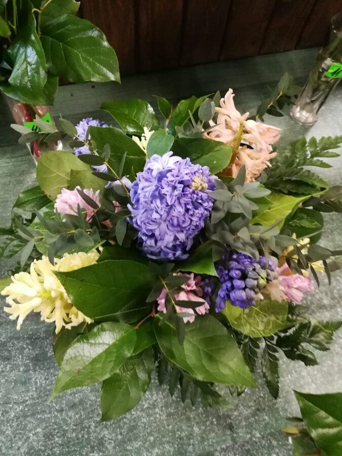 Ziedu pušķis Nr.16 (pieejams pavasara sezonā)