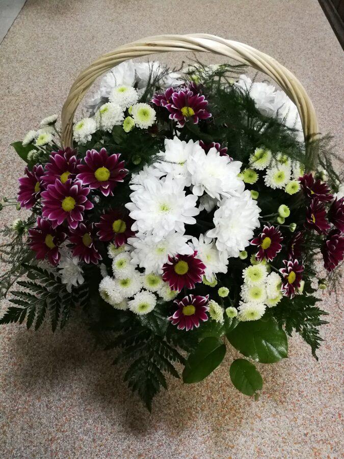 Ziedu grozs Nr.18