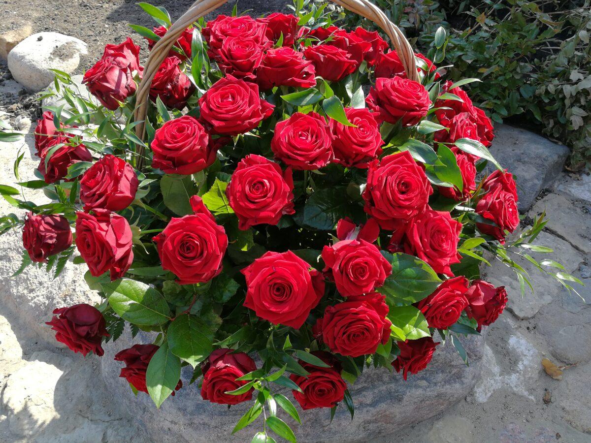 Ziedu grozs Nr.19