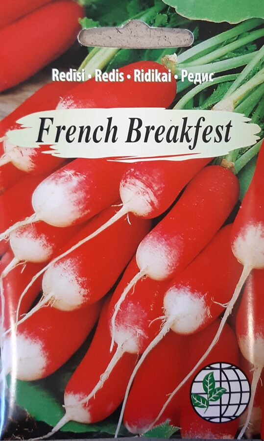 Redīsi French breakfest