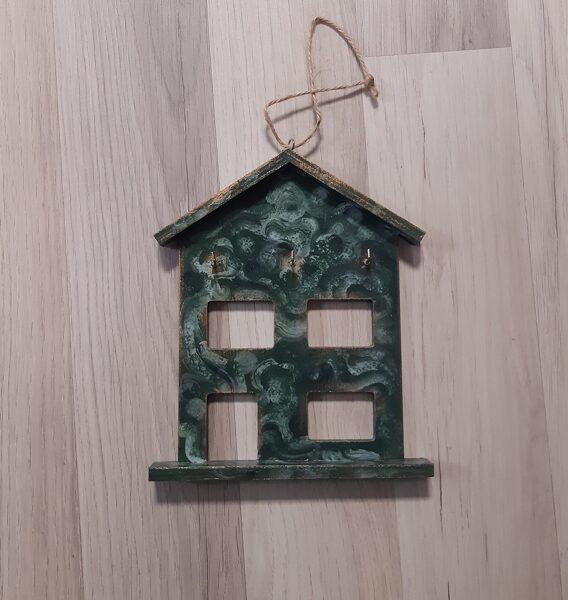 """Atslēgu pakaramais """"Māja"""""""