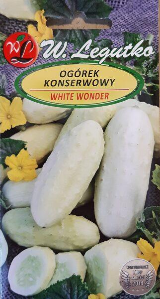 Lauka gurķi White wonder