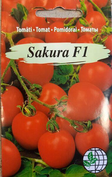 Tomāti Sakura F1