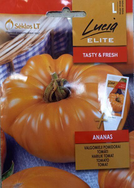 Tomāti Ananas