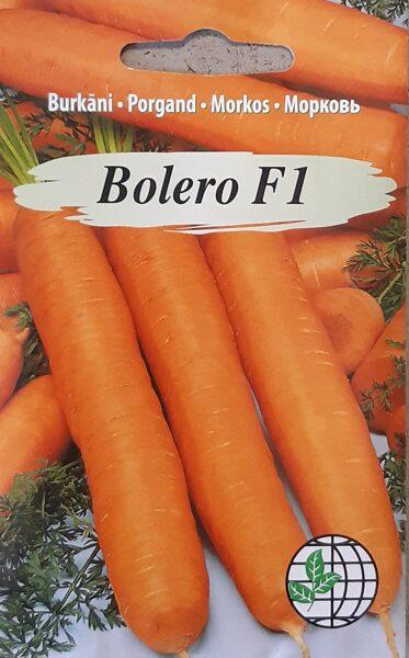 Burkāni Bolero F1