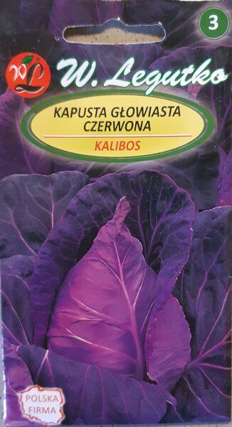Galviņkāposti sarkanie konusveida Kalibos