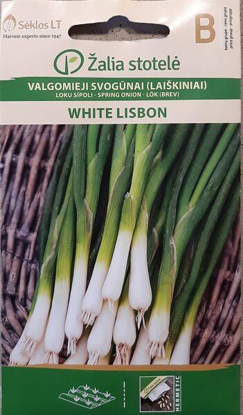 Loku sīpoli White Lisbon
