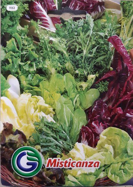 Lapu salātu maisījums