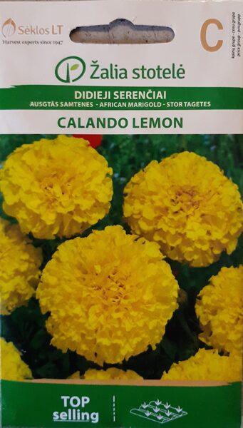 Samtenes augstās Calando Lemon