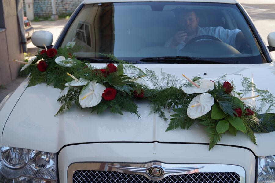 Auto dekori