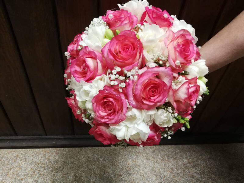 Līgavas pušķis Nr.9