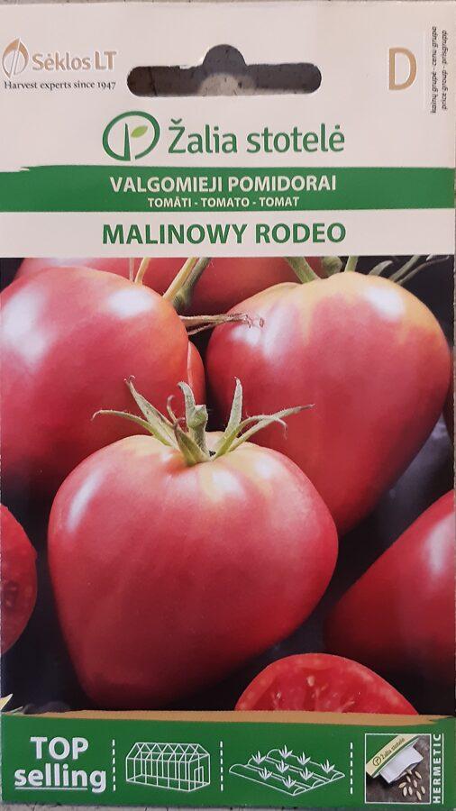 Tomāti Malinowy rodeo